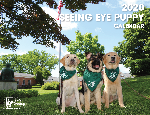Click here for more information about 2020 Seeing Eye Puppy Calendar