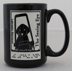 Click here for more information about Black Lab Ceramic Mug