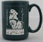 Click here for more information about Golden Retriever Ceramic Mug